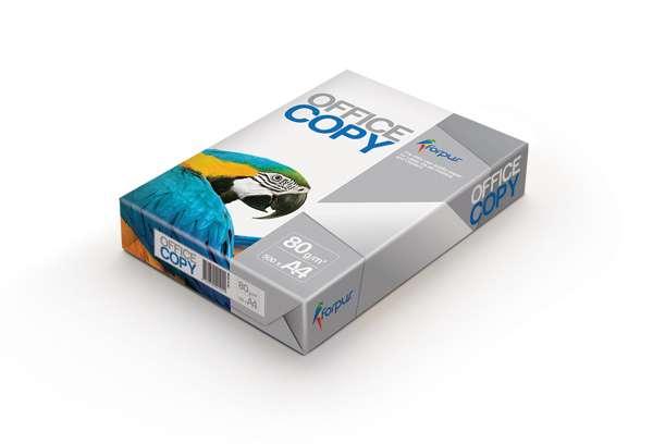 Бумага Office Copy  А4, 500 листов, 80 гр/м