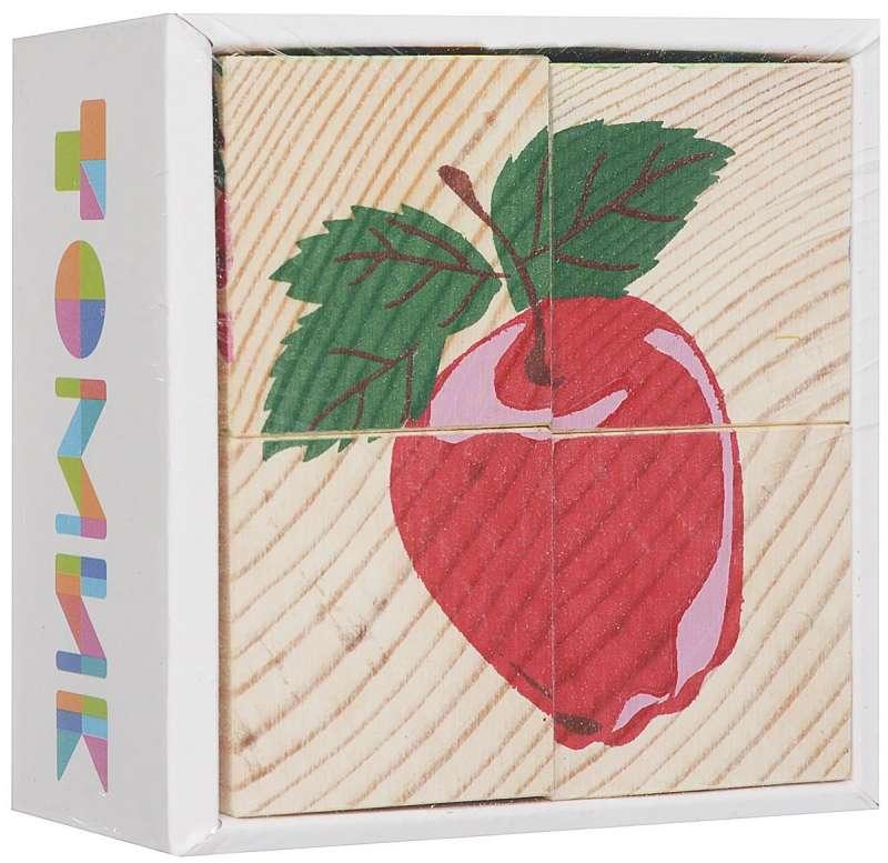 Кубики Томик 4 эл.