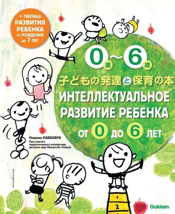 Интеллектуальное развитие ребёнка от 0 до 6
