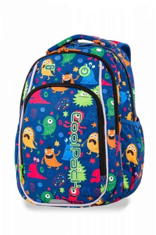 Школьный рюкзак Coolpack Strike S-multicolour LED