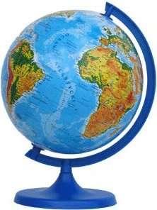Глобус физический d=250мм