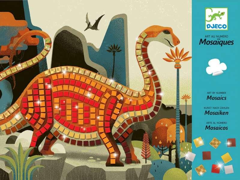 Мозаика - Динозавры