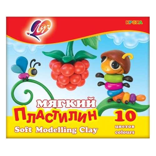 Пластилин ЛУЧ