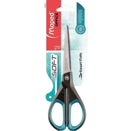 Ножницы MAPED Essentials Soft 17cm