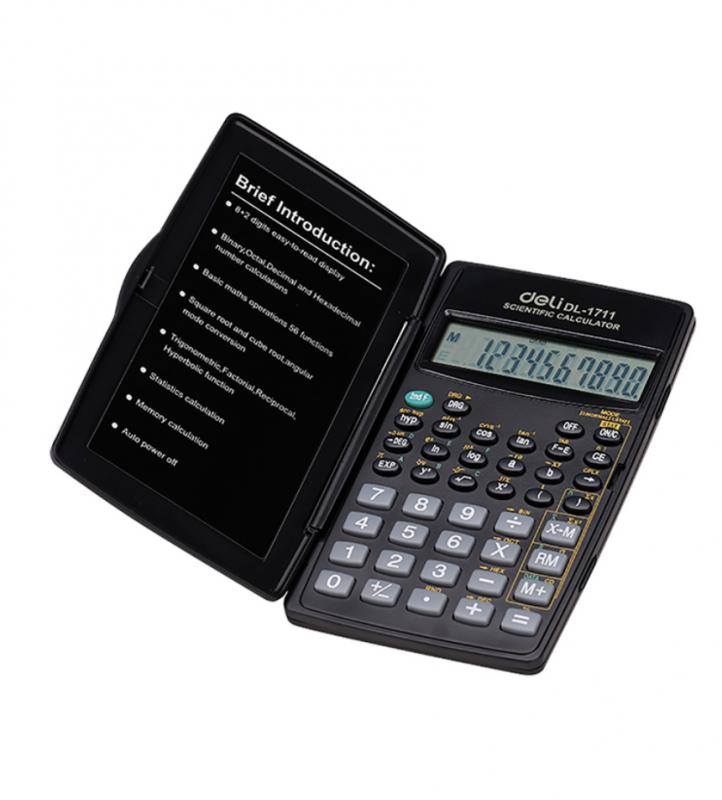 Kalkulators DELI W39218