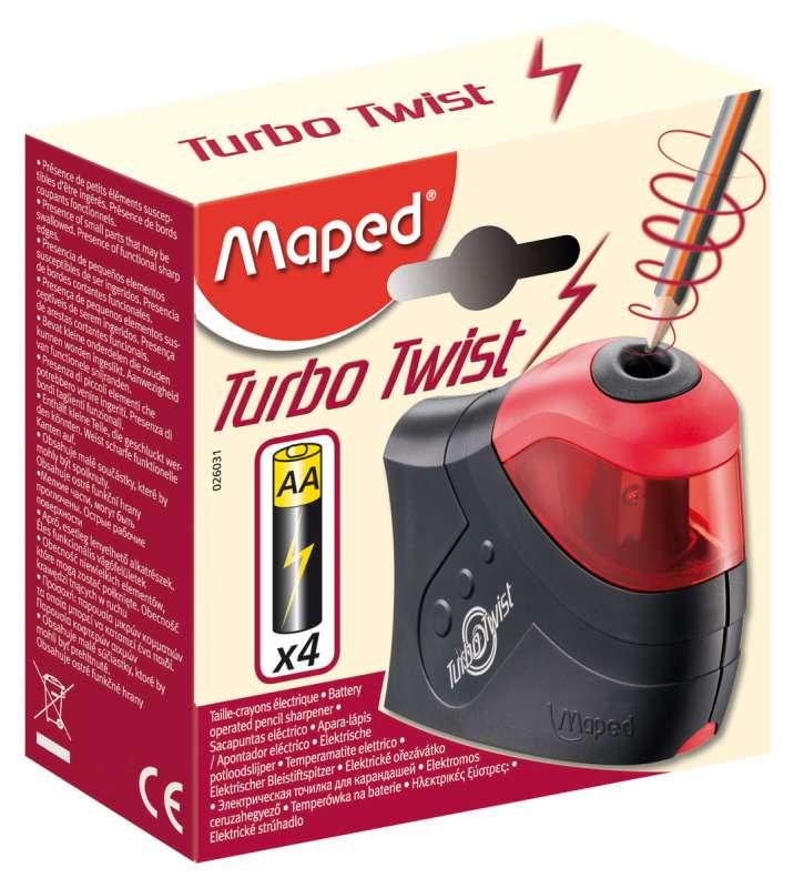 Точилка MAPED Turbo Twist электрическая