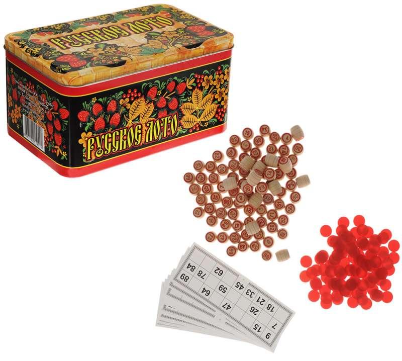 Galda spēle-Krievu loto