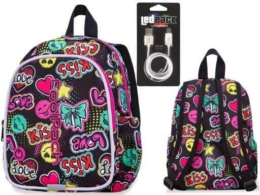 Рюкзак, Cool Pack LED,маленький