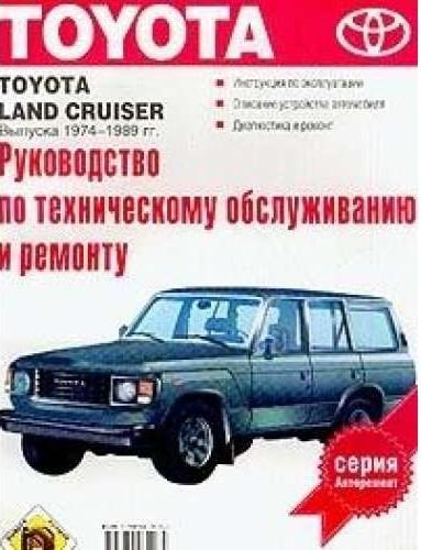 TOYOTA Land Cruiser (1974-1989)