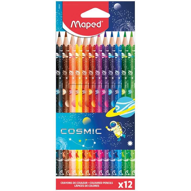 Цветные карандаши MAPED