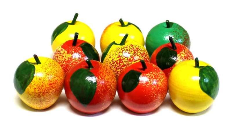 Skaitīšanas materiāli-āboli (10 gab.)