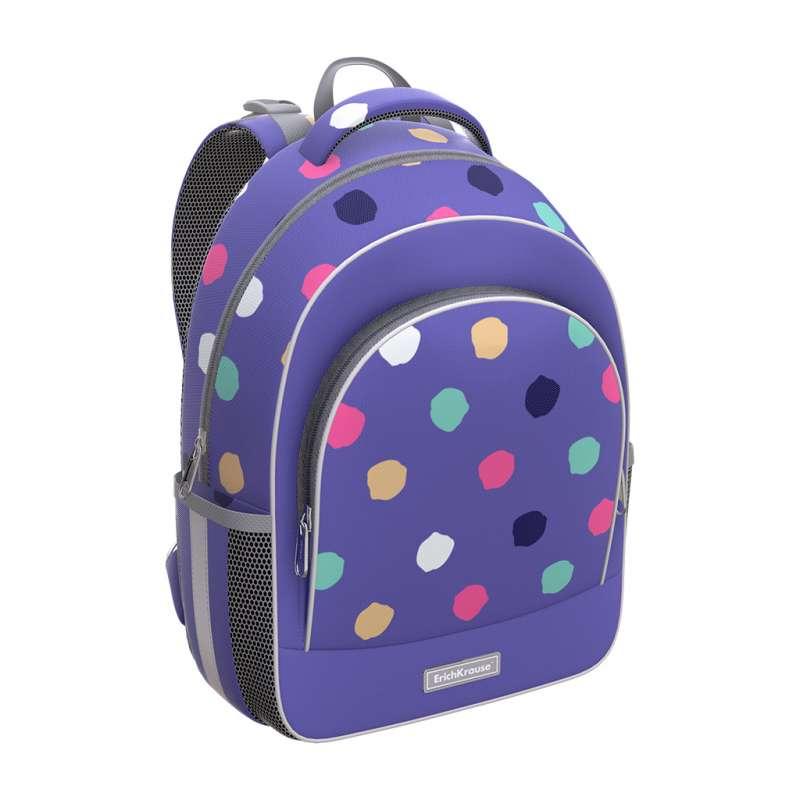 Ученический рюкзак ErichKrause ErgoLine 15L Dots