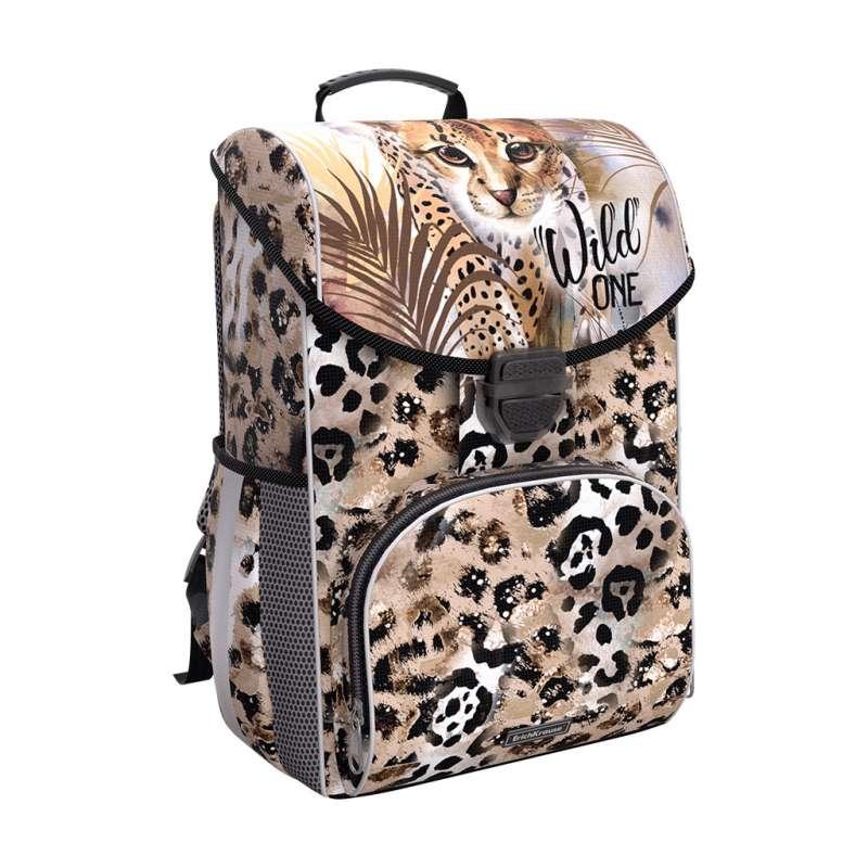 Ученический ранец ErichKrause® ErgoLine 15L Wild Cat
