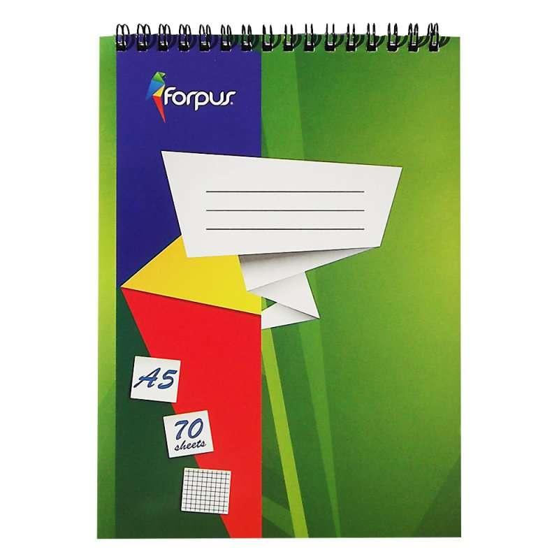 Bloknots - Forpus , A5 70lpp