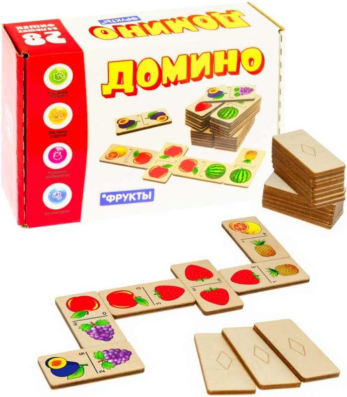 Liels Domino - Augļi