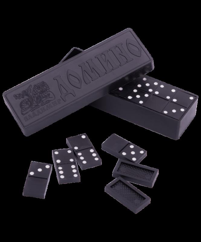 Domino plastmasa