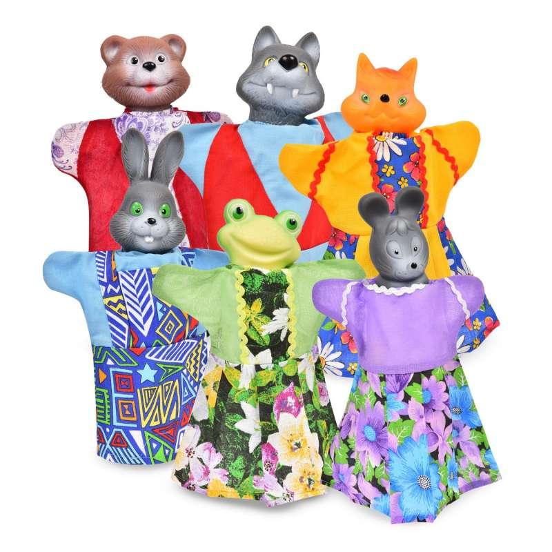 Кукольный театр - Теремок