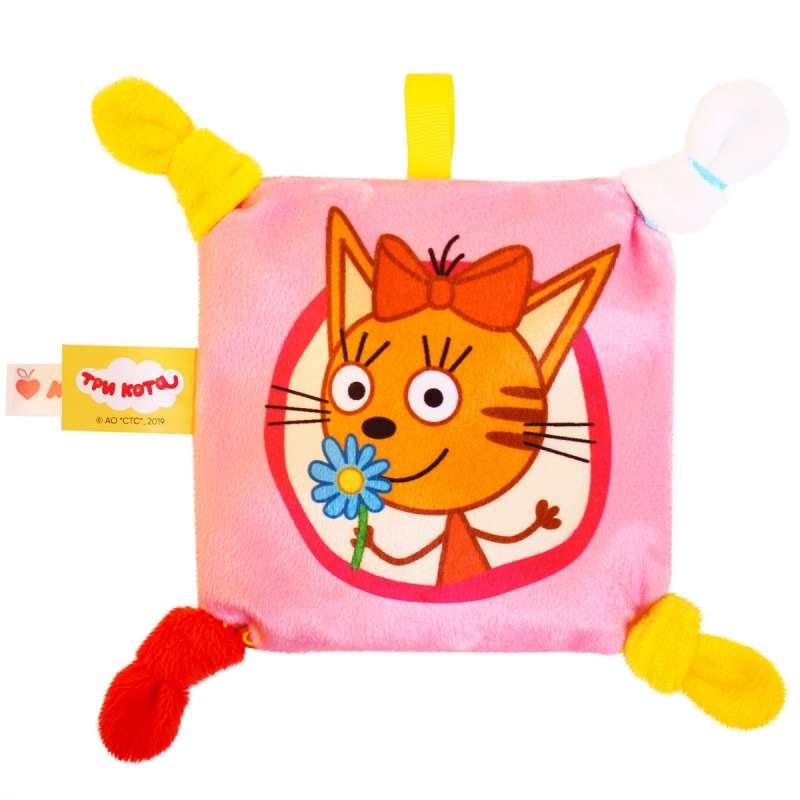 Rotaļlieta - Trīs kaķu karamele Nr. 2 (ar ķiršu kauliņiem)