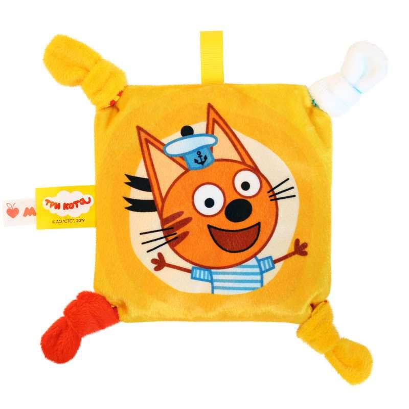 Rotaļlieta - Trīs kaķi Koržiks Nr. 1 (ar ķiršu kauliņiem)