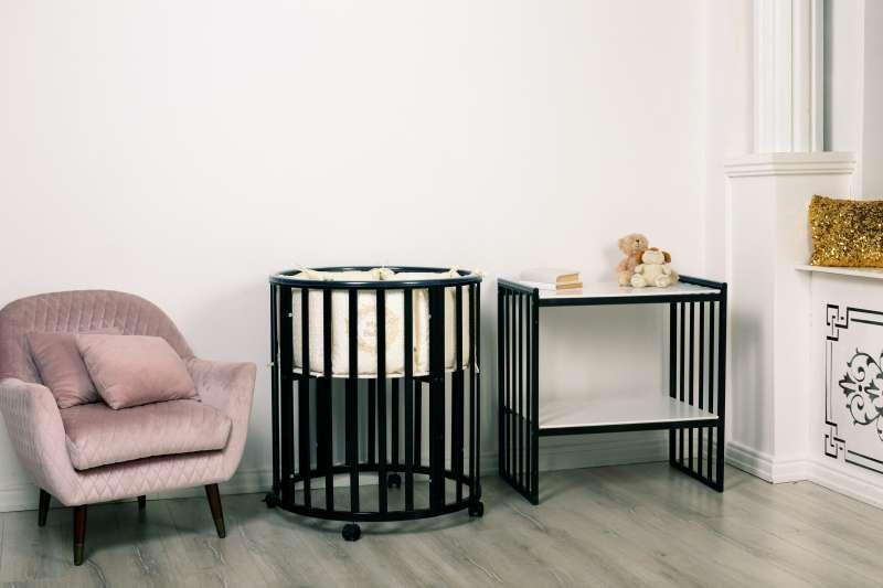 Bērnu gulta MIMI 7 in 1, venge krāsa