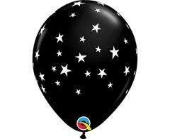 Balons ar zimējumu 11   Zvaigznes