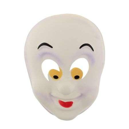 Карнавальная маска ПРИВИДЕНИЕ КАСПЕР