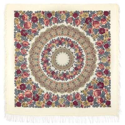 Платок - Молитва, 146x146 см