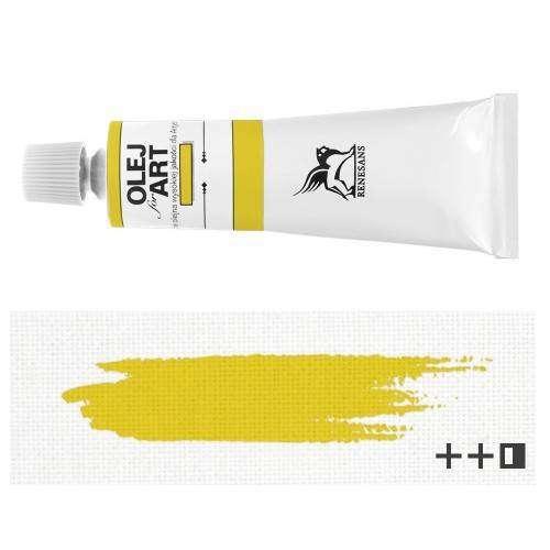 Eļļas krāsas Nr.O09, 20ml (Cadmium yellow lemon)