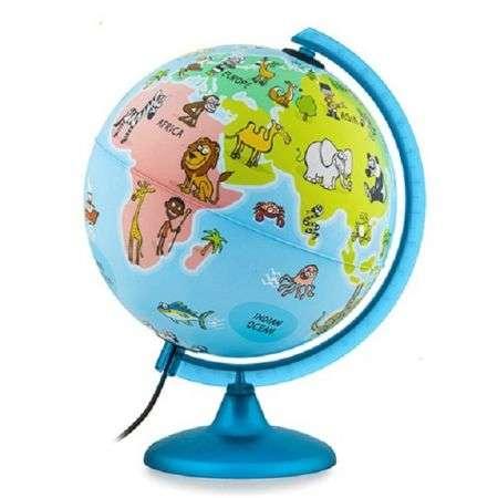 Глобус MAPPA & MONDO 25 см, с подсветкой