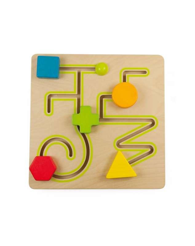 Игра ANDREU, разные линии и цвета