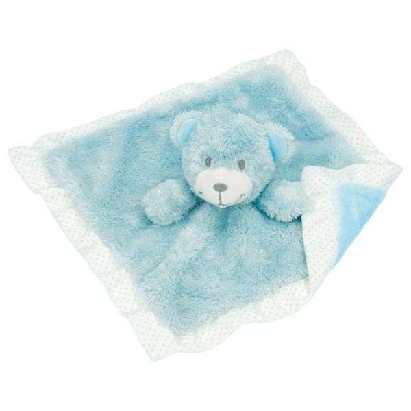 Мягкая игрушка GOKI - Мишка, голубой