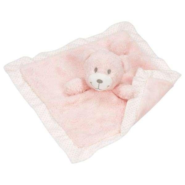 Мягкая игрушка GOKI - Мишка, розовый