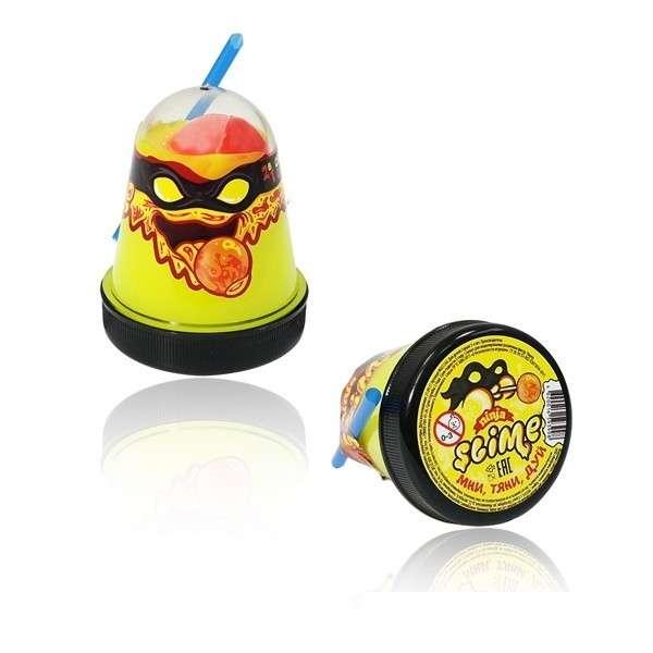 Slime Ninja 2 в 1 смешивай цвета, желтый и красный