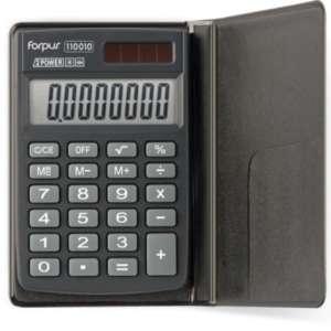 Kalkulators 12-zim. 96x63x12 FOPI