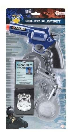 Набор аксессуаров для полиции
