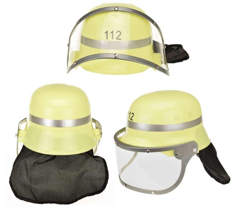 Игрушечный пожарный шлем