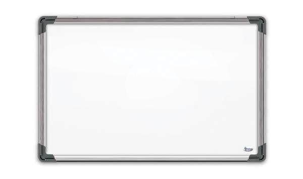 Доска магнитная белая 90х120см