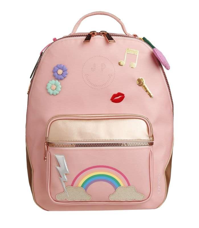 Рюкзак Jeune Premier Bobbie Lady Gadget Pink 41x14.5x28см