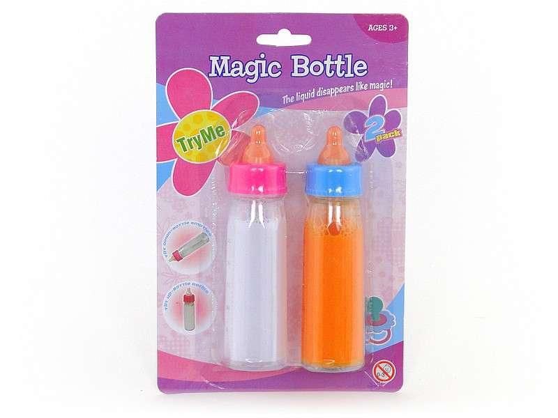 Набор бутылочек для кормления куклы