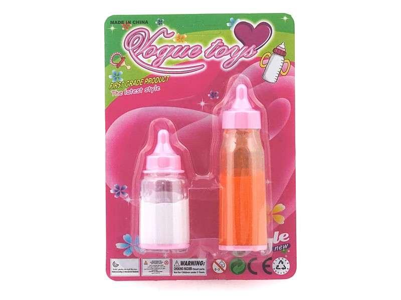 Набор бутылочек для кормления кукол