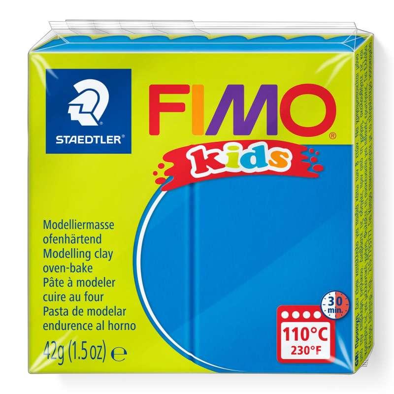 Полимерная глина FIMO KIDS, светло-синяя