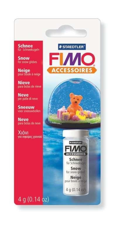 Снег искусственный  FIMO 4г.
