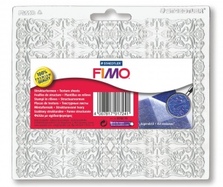 Текстурный лист Art nouveau FIMO