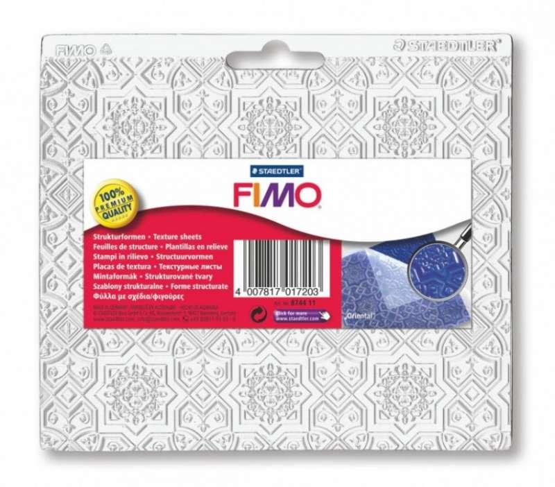 Текстурный лист Восточный FIMO