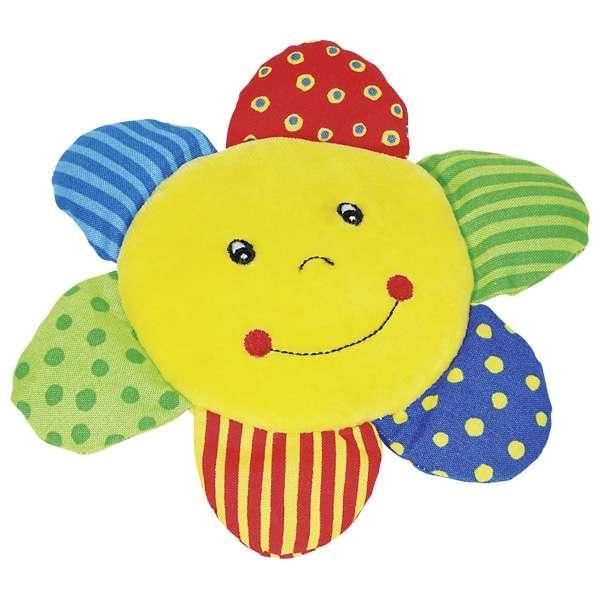 Развивающая игрушка - Солнце GOKI с хрустящей фольгой