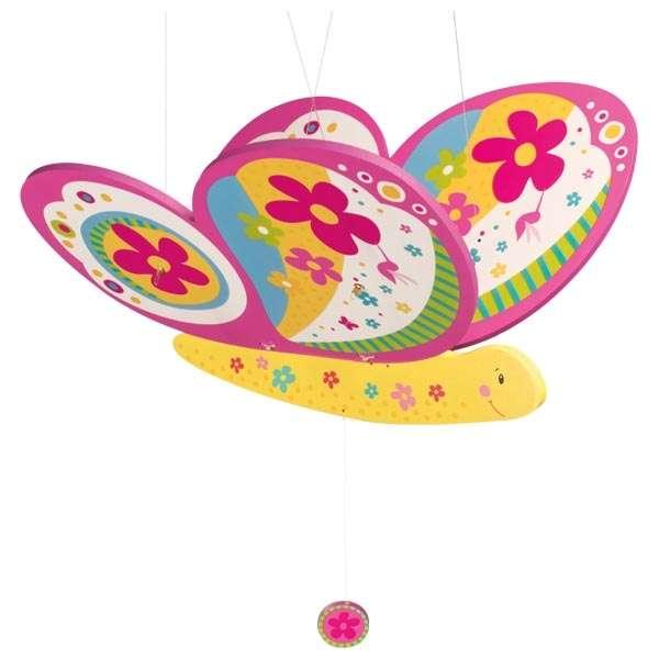 Подвесная декорация Goki в детскую комнату - Бабочка