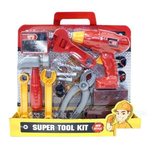 Darba instrumentu komplekts Super Tool Kit