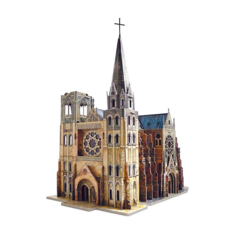Saliekamais modelis -  Gotiskā katedrāle