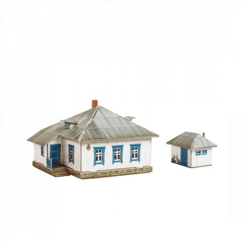 Saliekamais modelis -  Lauku māja Nr. 1