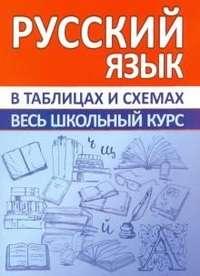 Русский язык.Весь школьный курс в таблицах и схемах